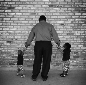 FatherWithKids